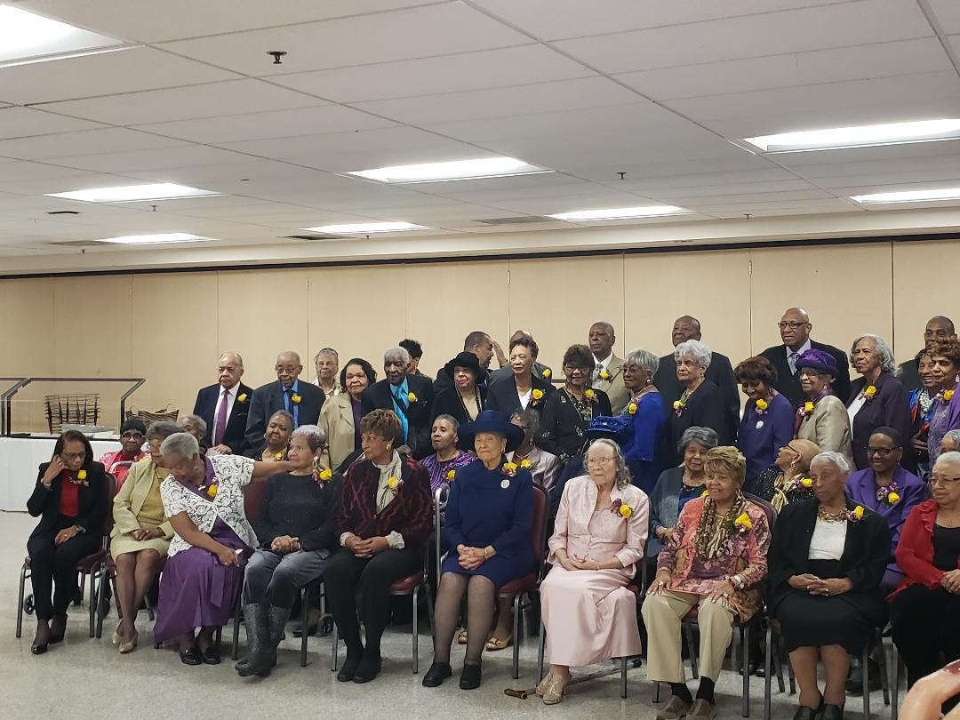 Reid Temple Honoree Program 2019