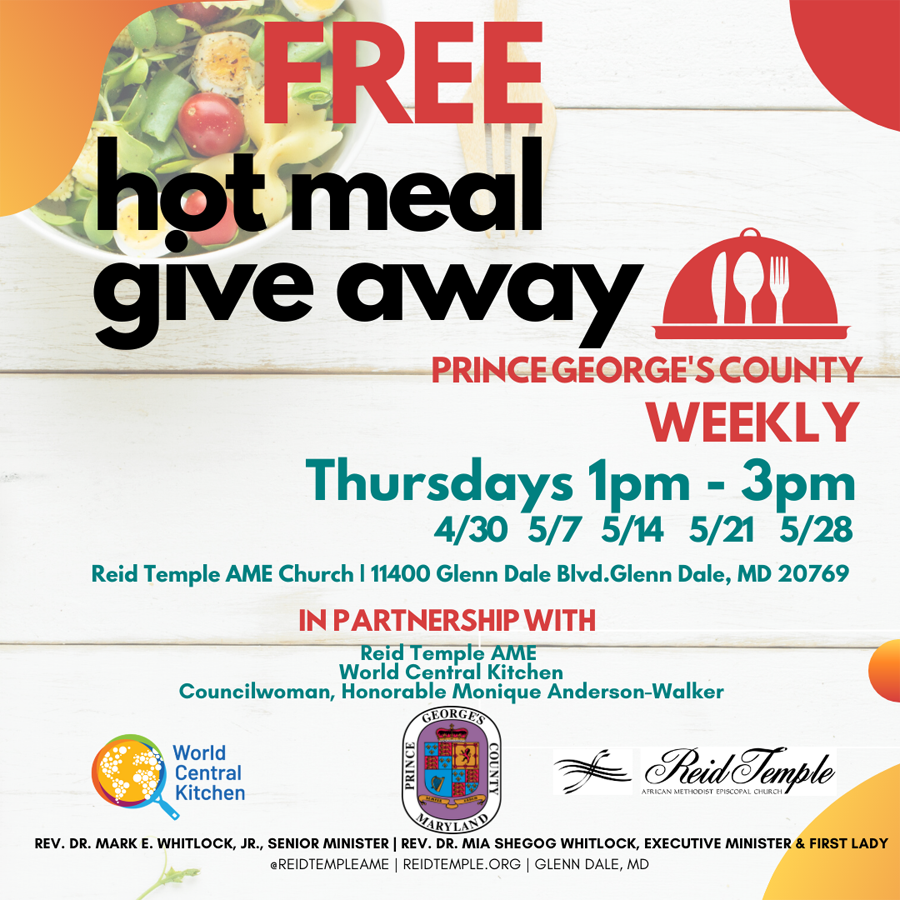 FREE Hot Meal Giveaway