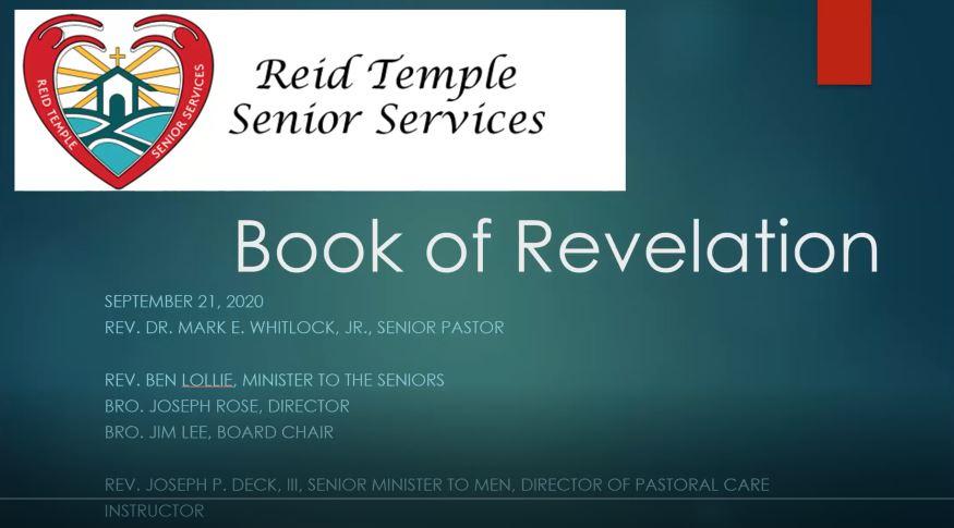 Rev Deck - Book of Revelations 4