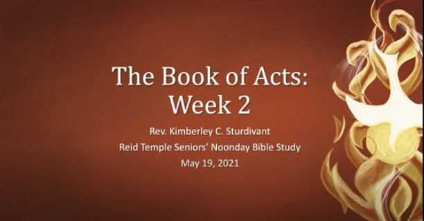 Book of Acts 2
